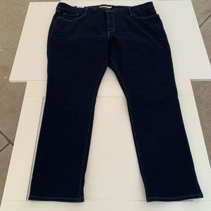 Levi's 311 Shaping Skinny Women Jeans Size 24 NWT